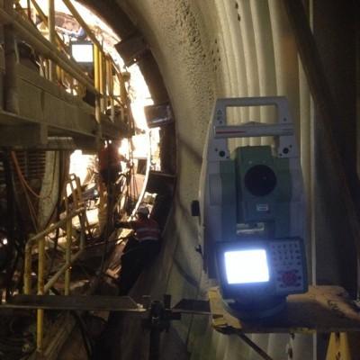 Grosvenor Mine Tunnels - Lynton Surveys
