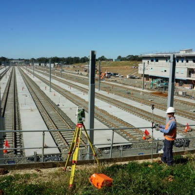 South West Rail Link - Lynton Surveys