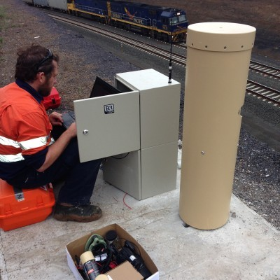 Geotechnical Monitoring - Lynton Surveys
