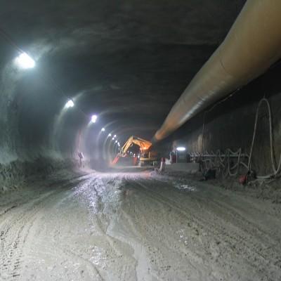 Tunnel Surveying - Lynton Surveys